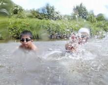2007年、夏…